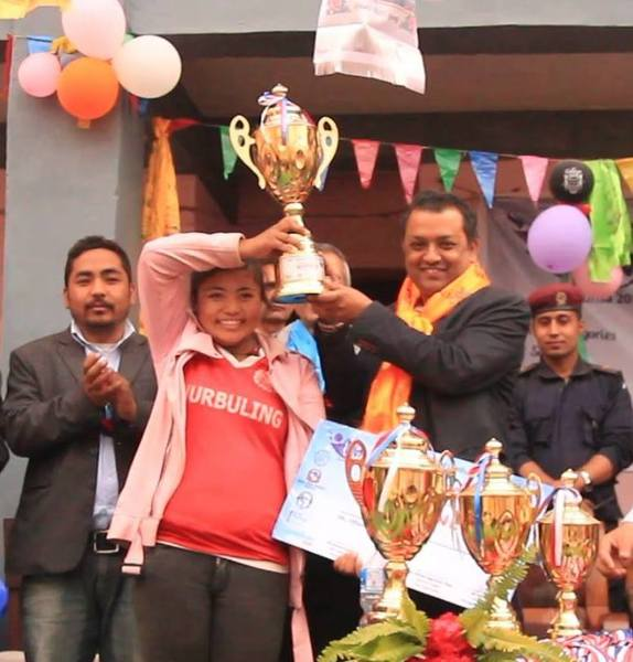THE HIMALAYAN GAMES 2017 successfully held