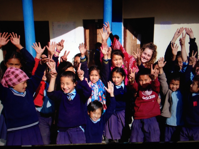 Volunteering Experience in Nepal